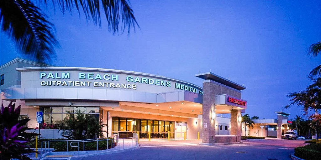 palm beach gardens office. Palm Beach Gardens Medical Center, Or At Least The Real Estate Where Hospital Operates, Has A New Owner. Office