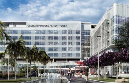 Gloria Drummond Patient Tower-Boca Raton Regional Hospital