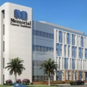 rendering of new Memorial Cancer Institute planned at 12235 Pines Blvd in Pembroke Pines