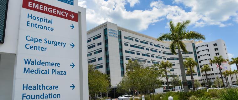 Sarasota Memorial Hospital 760x320